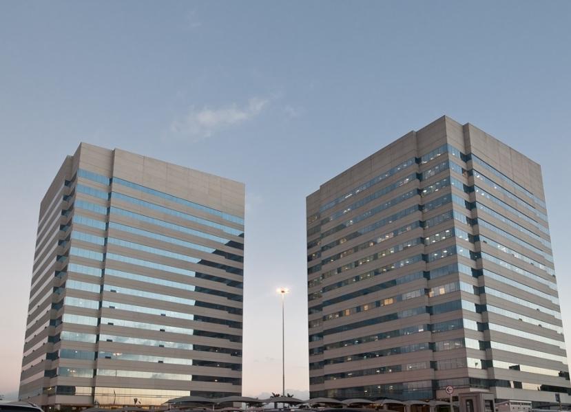 Castelo Branco Office Park Empreendimento Commercial